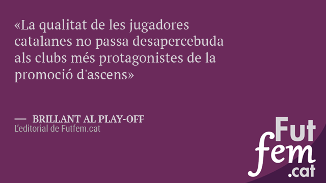 Brillant al play-off